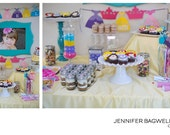 Disney Princess Party Pack - Inspired