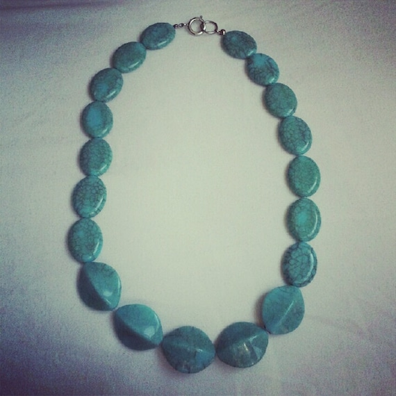 Cry Baby Statement Necklace