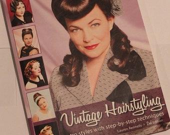Vintage Hairstyles Book