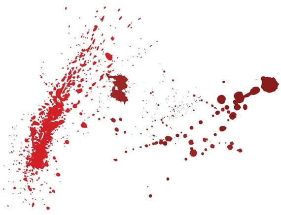 Blood splatter gif » GIF Images Download