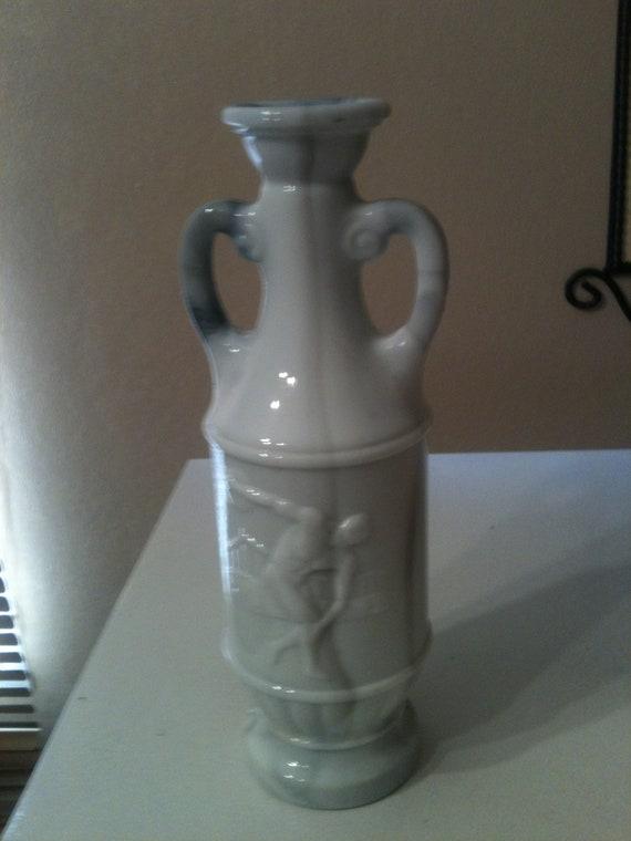 Items Similar To Vintage Jim Beam Marble Glass Greek