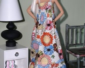 Barbie doll Retro Mod Granny Dress