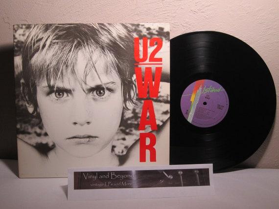 U2, war, 1983
