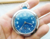 RUHLA RETRO mans POCKET watch.