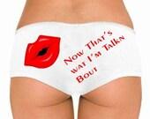 Unique Sexy Custom Panties