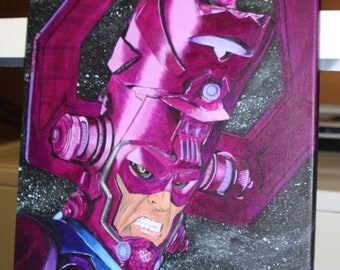 Galactus - The World Devourer Painting