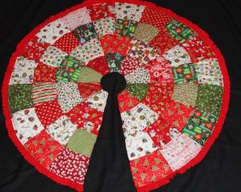 Christmas Tree Skirt Pattern (PDF)