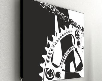 "Cycling - Colnago No.1- 55 x 55 cm (21,6"" x 21,6"")"