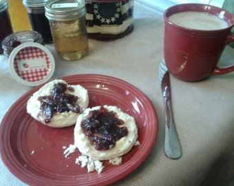 Raspberry Jam Homemade