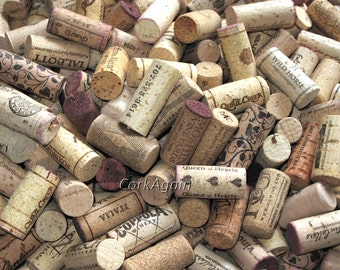 400 Used All Natural Wine Corks