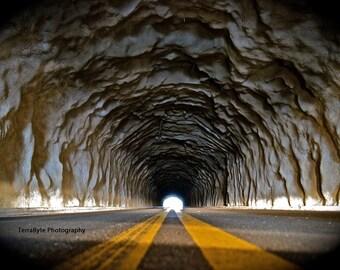 Fine Art Photography Home Decor Tunnel Tucson Arizona