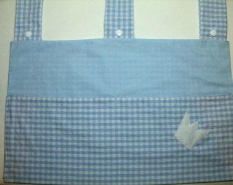 Bed bag / bed Utensilo for baby/children's bed