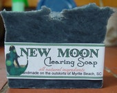 New Moon Clearing Soap