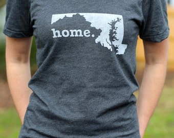 Maryland Home T-Shirt