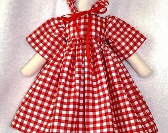 Old Fashion Prairie Doll