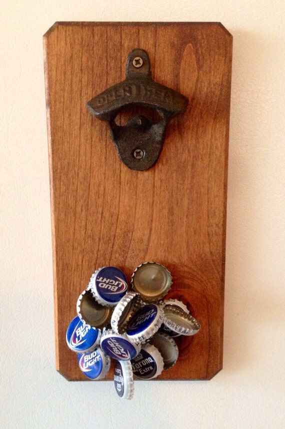 Ultra magnetic wall mount bottle opener - Bottle opener wall mount magnet ...