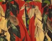 1940s Barkcloth Curtains