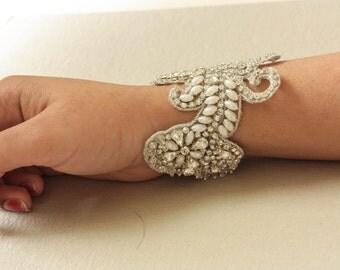 Wedding Bracelet - Viva  v2  (Made to Order)