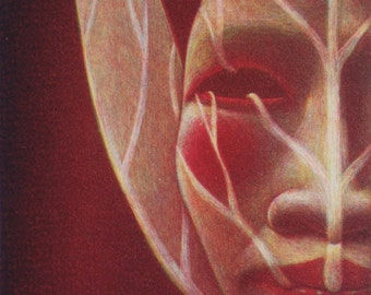 a tulip girl