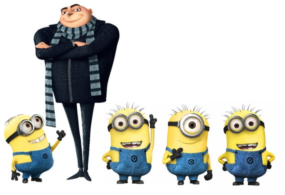 gru clipart despicable me - photo #24