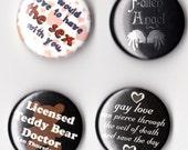Supernatural Badges...