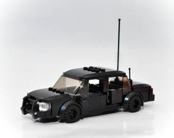 how to build a lego swat truck instructions