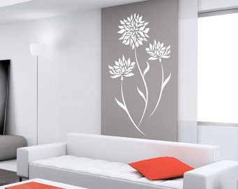 Designs For Walls abstract designs Flower Decals For Walls Stickers For Walls Baby Room Designs Wall Stickers For Bedrooms Stick On