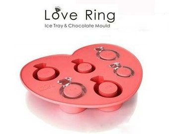 Resin Ring Jewellery Moulds