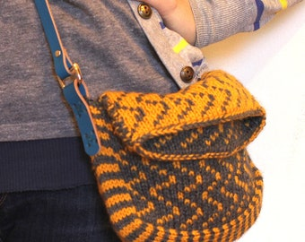 Multiplicity Bag Knitting Pattern
