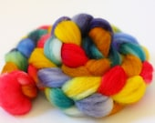 SALE!  Superwash  BFL Roving - In the Moment