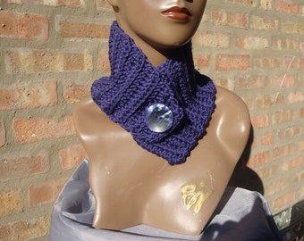 Purple Neckwarmer Custom Colors