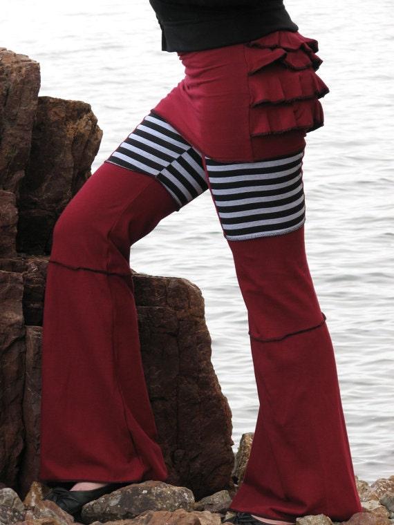 Faux Garter Devi Pants  More colors available
