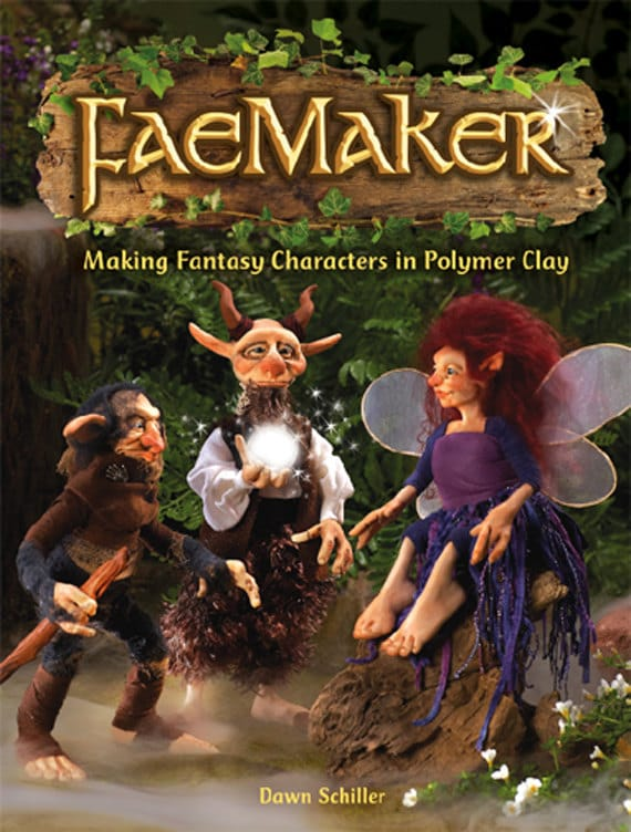 FaeMaker - Making Fantasy Characters in Polymer Clay