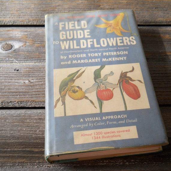 A Field Guide to Wildflowers Peterson