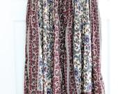 Traveller's Gypsy Maxi Skirt