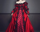 Last Chance at this Price-Ever After Fantasy Medieval or Princess Custom Gown Custom
