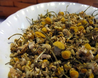 Organic Chamomile,1.5 Pounds (680grams)-  Bulk Dried Chamomile Herb, German Chamomile Tea, pantry supplies