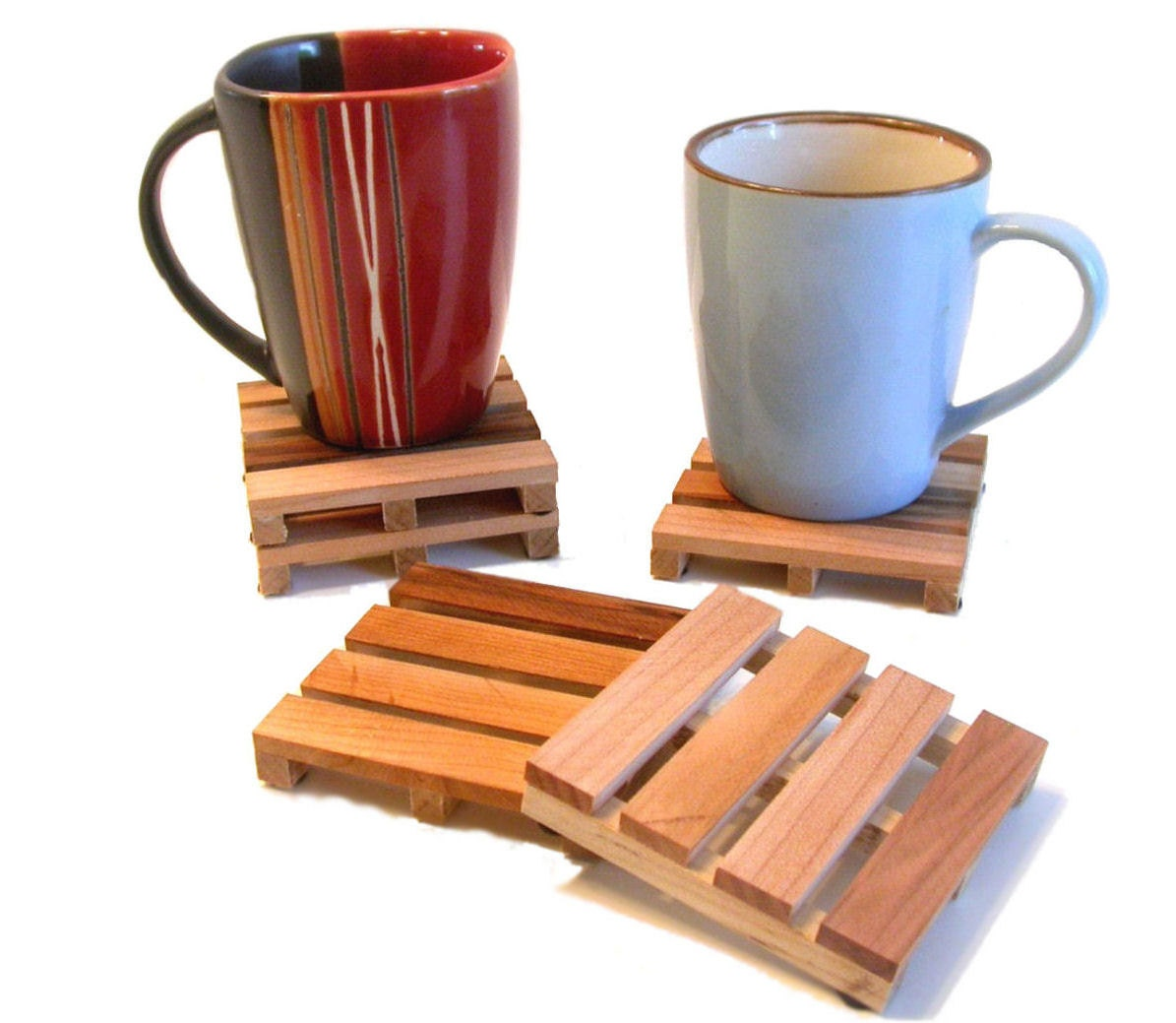 4 Coffee Coasters The Original Drink Coasters By