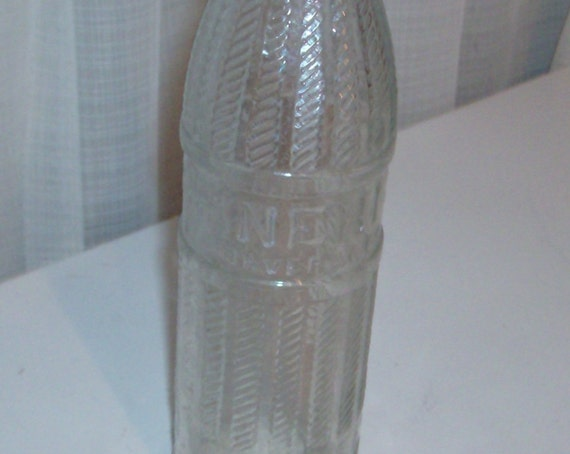 1925 Nehi Beverage Bottle