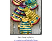 Crochet Fish Hat Pattern and Tutorial