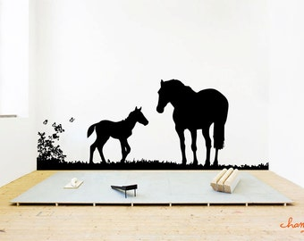 Horse Wall Decal