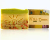 Wild Thing Artisan Soap / Cold Process Soap / Vegan Soap / Fig Scented Soap