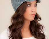 Scooter Hat in Blue