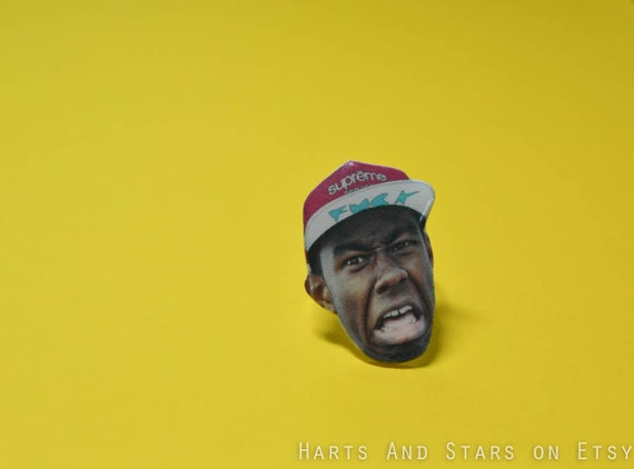 Tyler, The Creator Face Ring