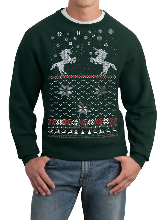 Ugly christmas sweater mens xl