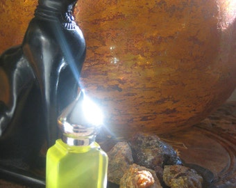 Kyphi botanical perfume, inspired by the ancient, decadent Egyptian incense 1/3 oz