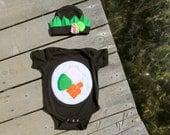Kid Costume - California Sushi Roll Toddler Halloween Costume  - Childrens Halloween Costume