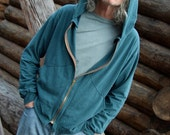 Satelite Jacket-Mens Jacket-Hemp and Organic cotton stretch by Hempress Arise