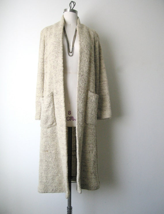 Duster Sweater Cardigan