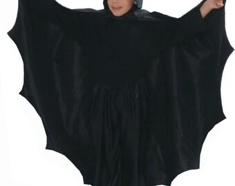 Bat Cape and Mask